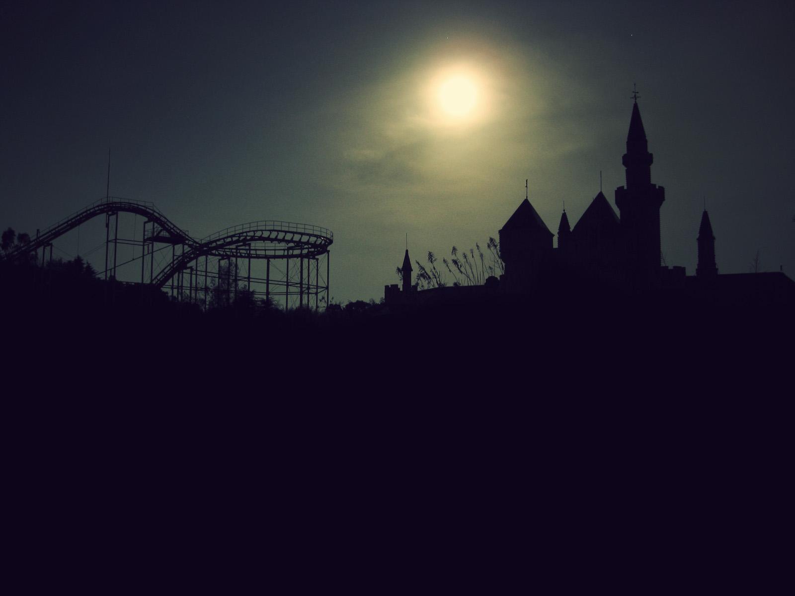 Abandoned Amusement Park Archives Black Fox