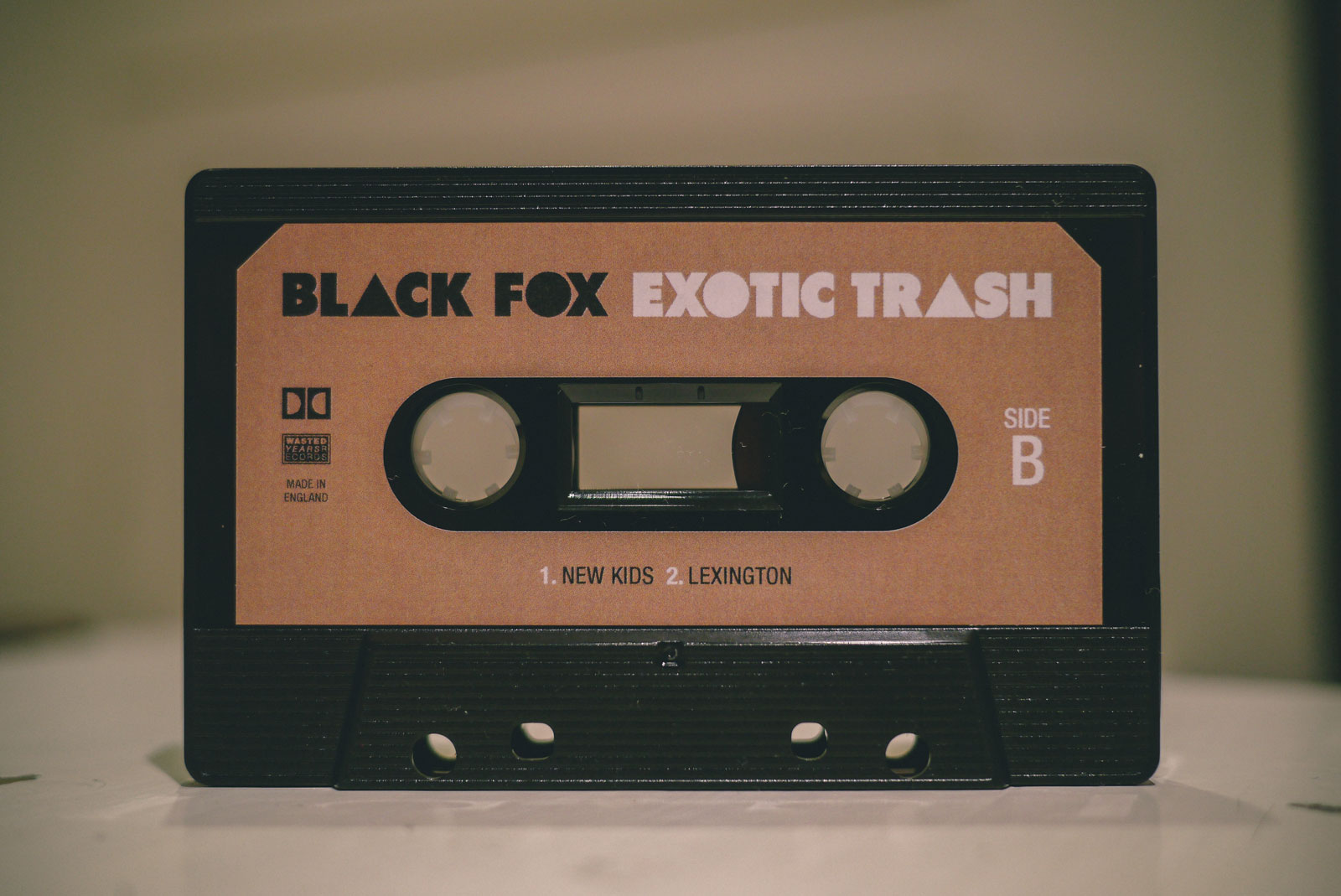 Black Fox Exotic Trash Cassette